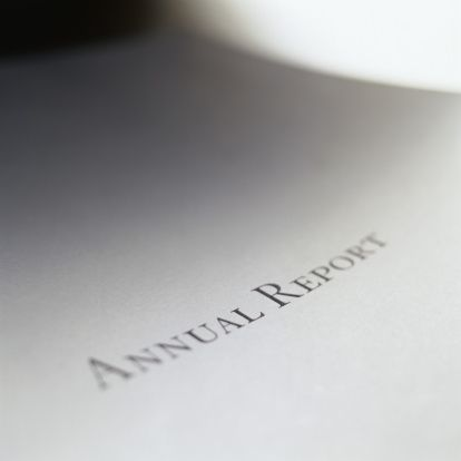 Document - Annual Report by Conservator